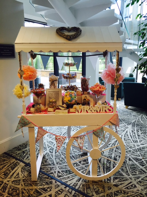 Sweet And Scrumptious Candy Amp Cheese Carts Wedding